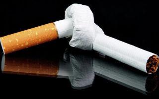 Побочные эффекты после отказа от курения