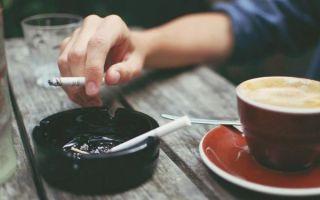 Почему очень хочется курить после еды?