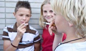 Опасно ли курение в 14 лет