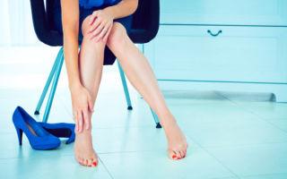 Почему могут болеть ноги от курения?