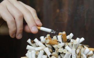 Народные приметы про сигареты