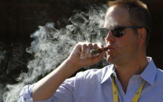 Что происходит с человеком при курении