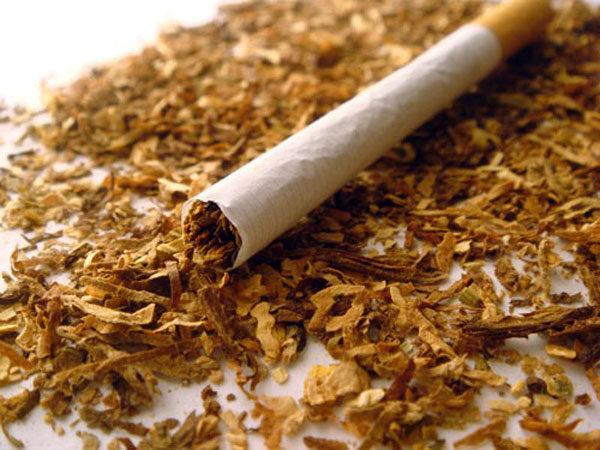 Сигарета содержит огромное количество химических канцерогенов
