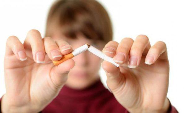 Как начать курить меньше