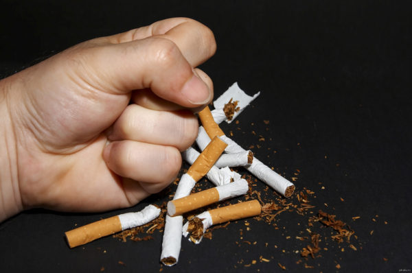 Может ли бросить курить курильщик со стажем