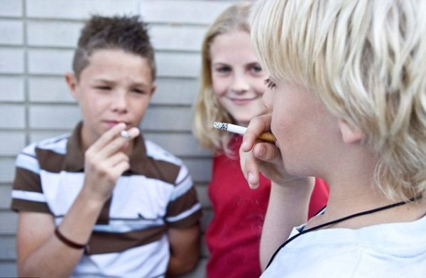 Опасно ли подростковое курение