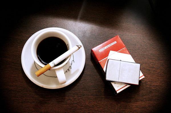 Сопутствующие ритуалы мешают бросить курить