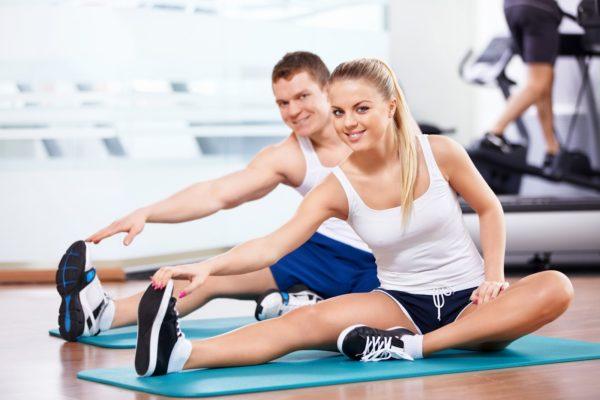 Активные занятия спортом помогают бросить курить