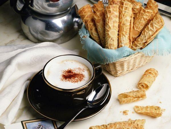 Замените утреннюю сигарету чашкой кофе