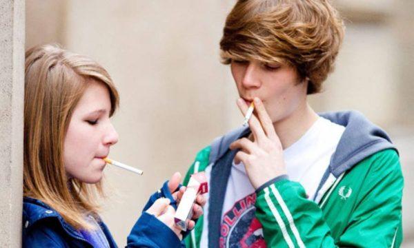 Компромисс с собой - это снижение количества выкуриваемых сигарет