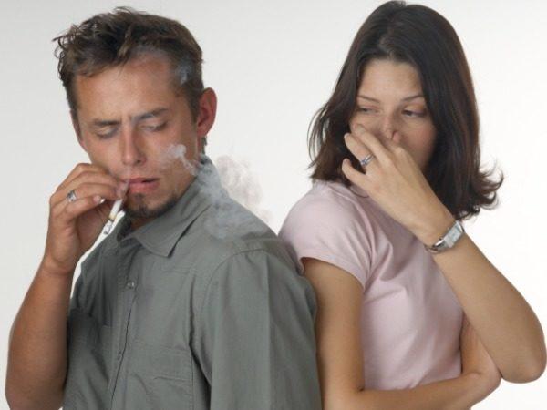 Неприятие запаха табака