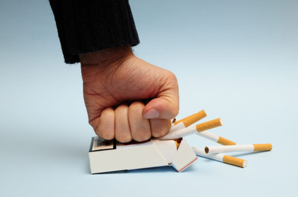Как подавить желание курить
