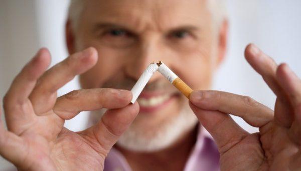 Отказ от курения продлевает жизнь