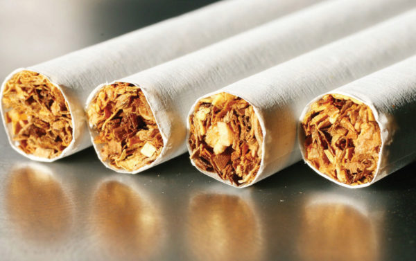 Что такое никотин