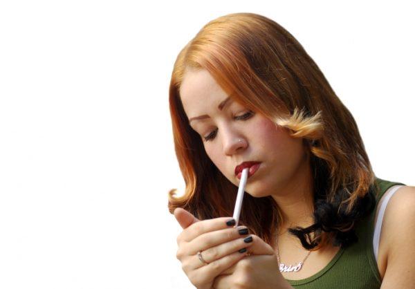 Психосоматика курения