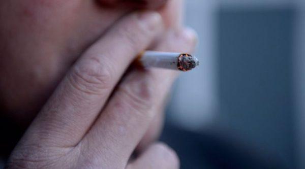 Что будет от одной сигареты