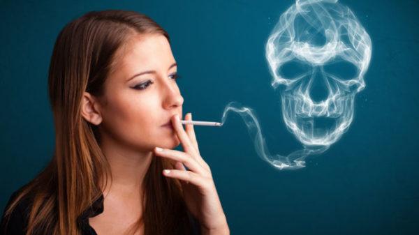 Курение провоцирует многочисленные заболевания