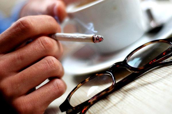 Курение после инсульта строго запрещено
