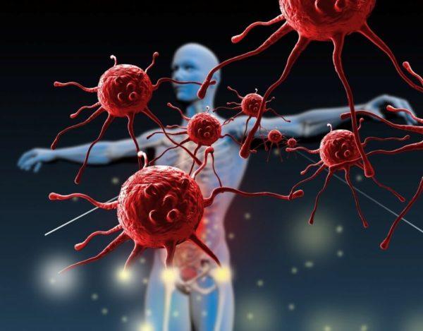 Из-за никотина организм не борется с мутировавшими клетками