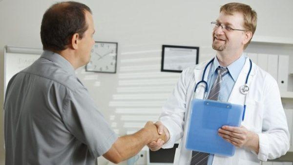 Бросив вредную привычку, нужно пройти медицинское обследование