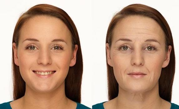 Изменения во внешности после отказа от курения