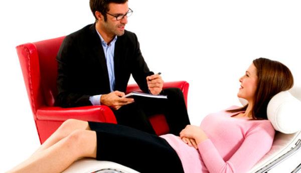 Обратитесь за помощью к психотерапевту