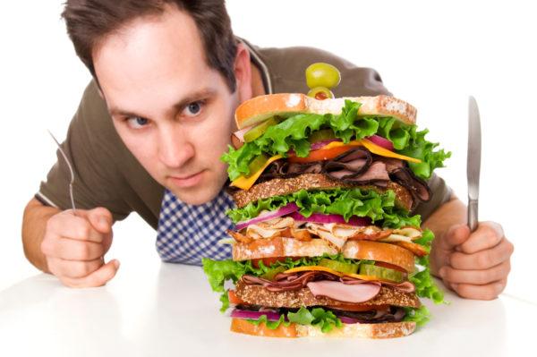 Почему при отказе от курения усиливается аппетит