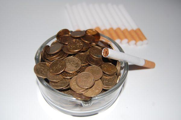Посчитайте, сколько денег вы тратите на сигареты