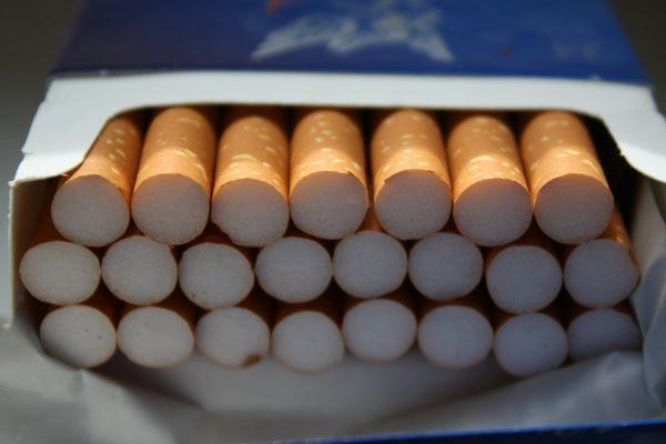 Сигареты должны быть использованы в течение года после выпуска