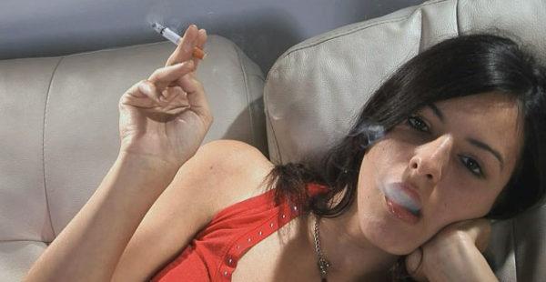 Курение плохо сказывается на внешности