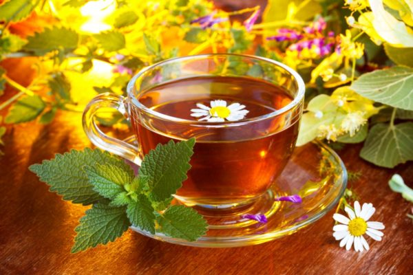 Травяные чаи быстро очистят организм