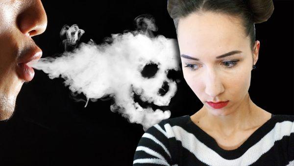 Как отучить человека курить
